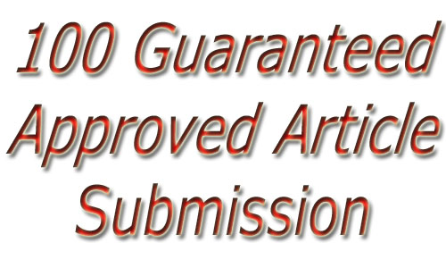 100 Article Submissions